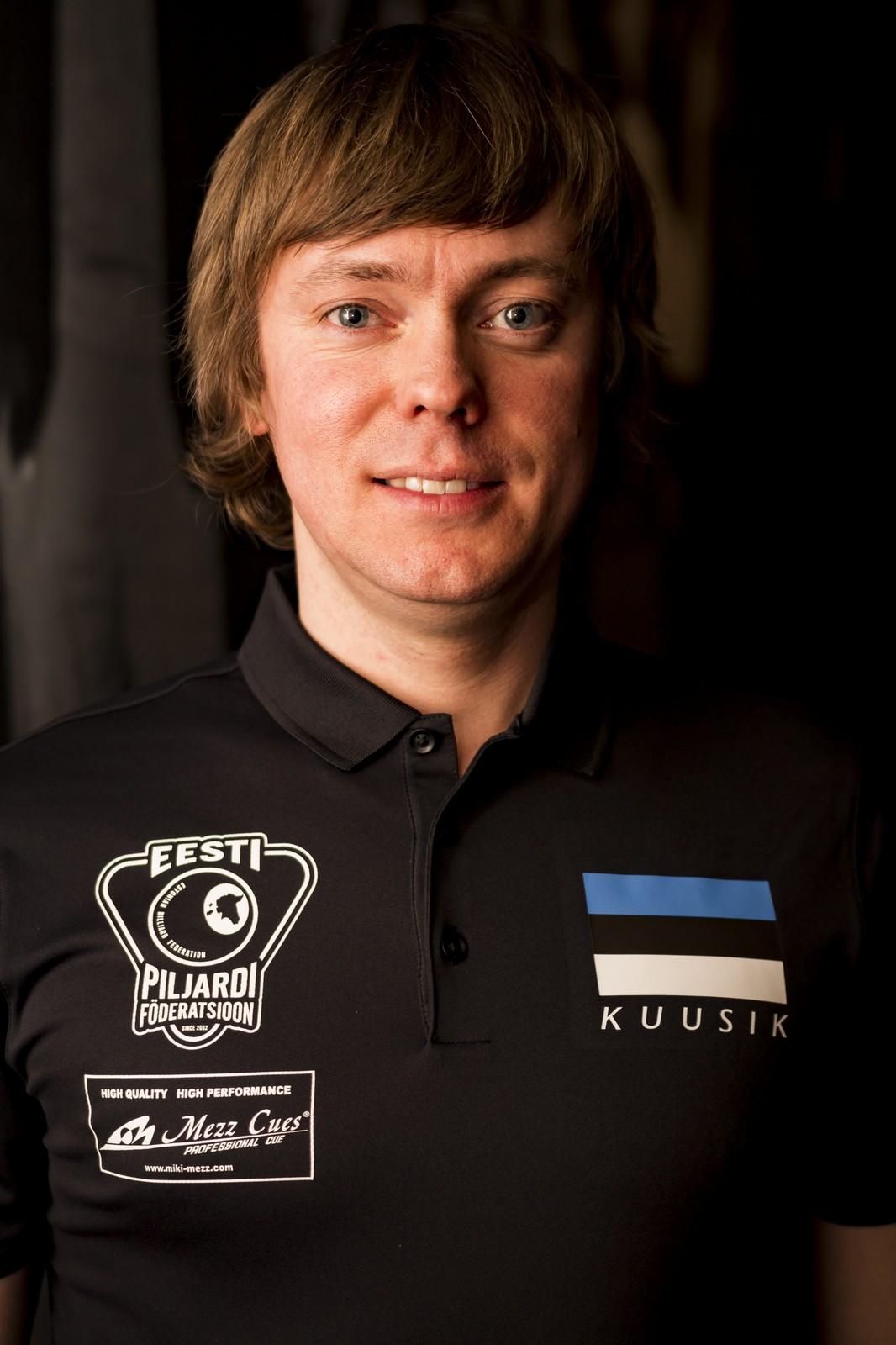 Kristjan Kuusik - Piljarditreener